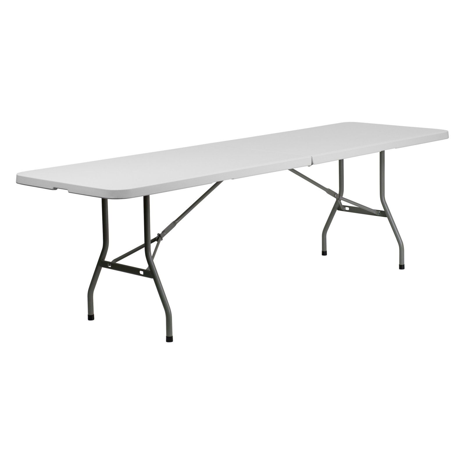 Flash Furniture Rb 3096fh 96 In Rectangle Bi Fold Folding Table