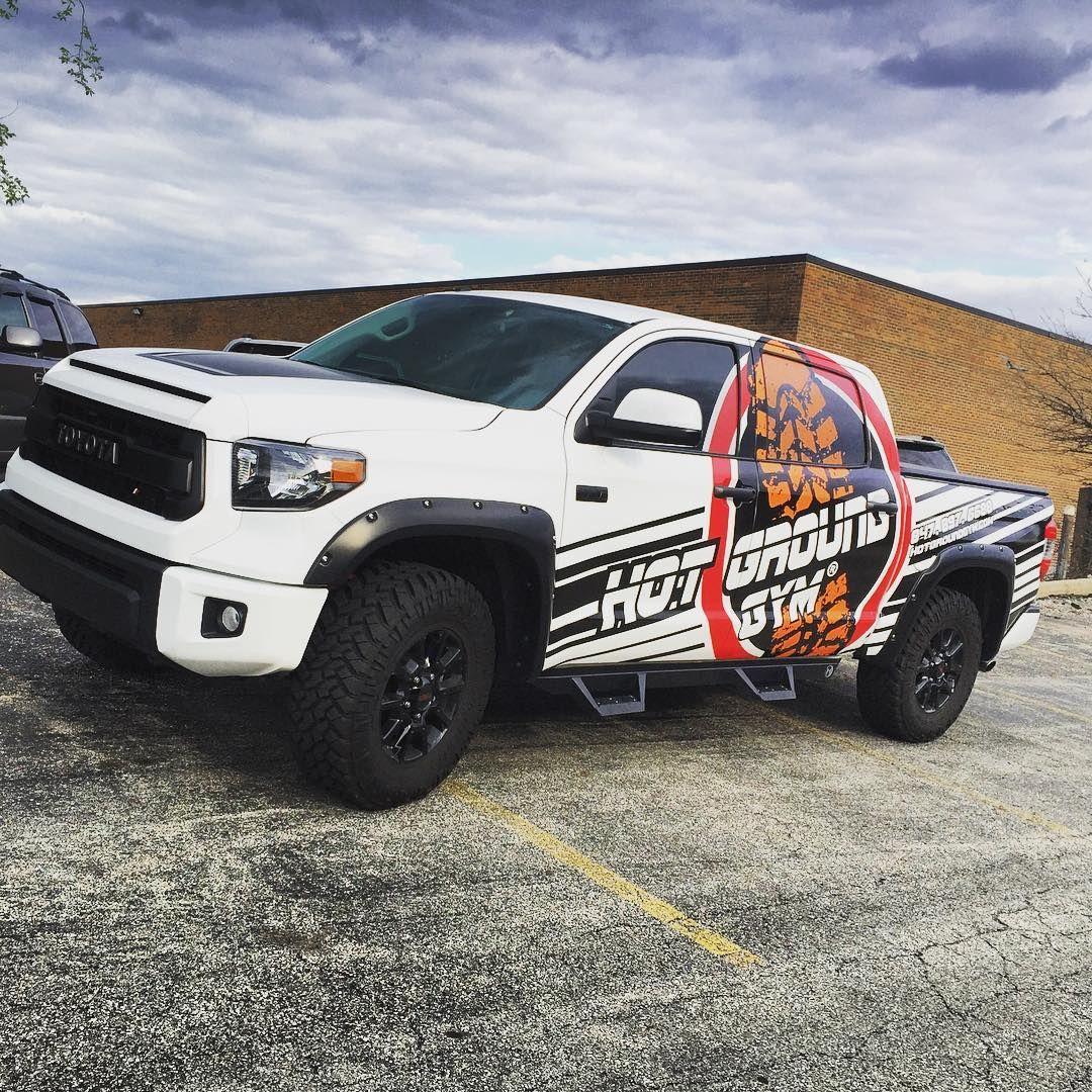Instagram Photo By Hot Ground Gym May 4 2016 At 3 29am Utc Toyota Tundra Toyota Tundra Trd Toyota [ 1080 x 1080 Pixel ]
