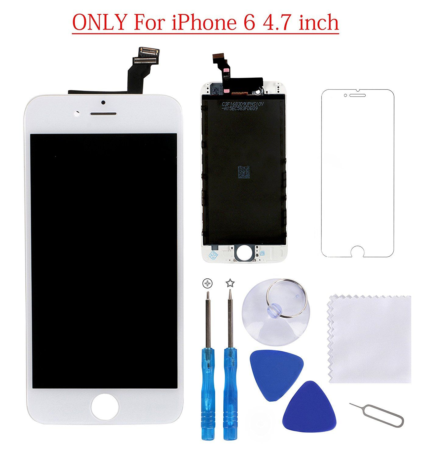 Globtech iphone 6 lcd display screen replacement touch