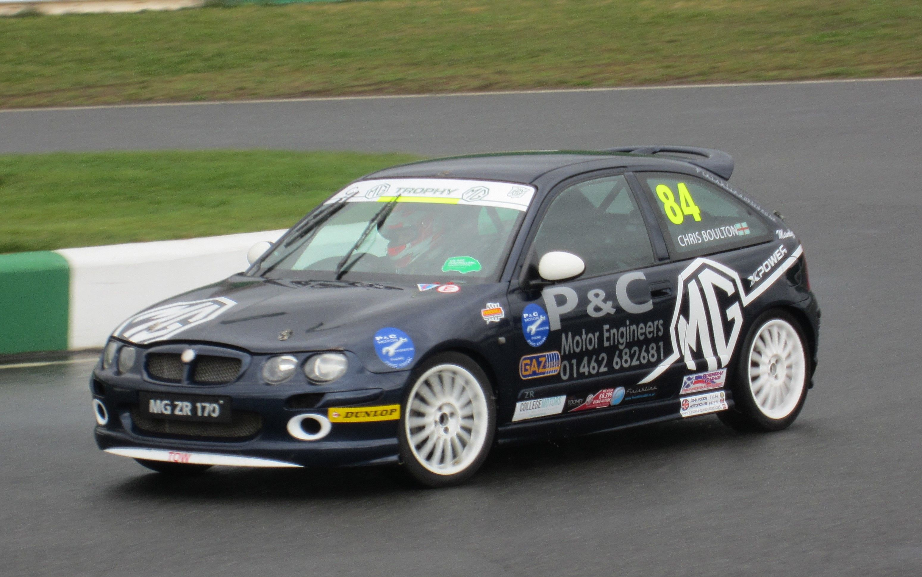 MG Trophy Class C - ZR 170 cars | MGCC Modern MG\'s | Pinterest | Cars
