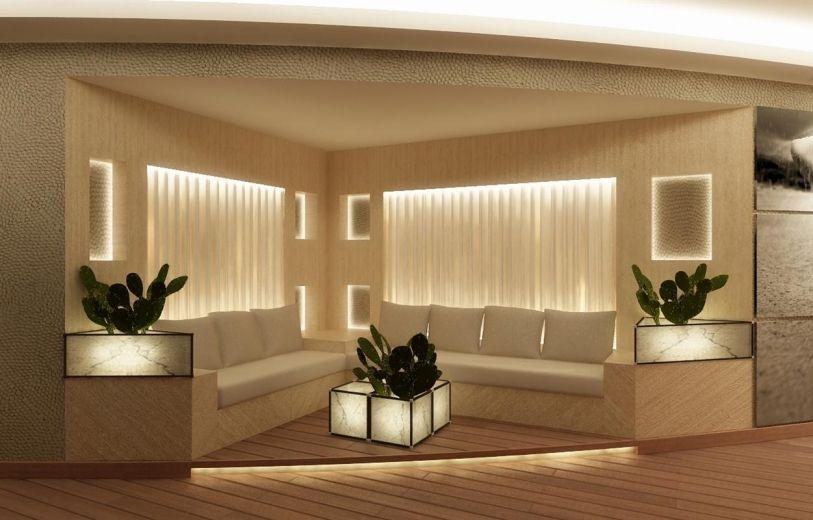 SPA CONCEPT | Arx Design Group | spa saloon | Pinterest | Waiting ...