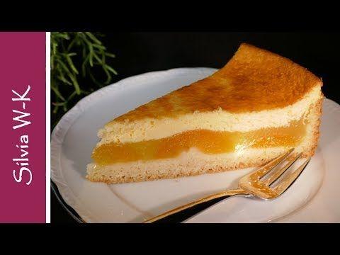 Aprikosenkuchen Obstkuchen Youtube Aprikosenkuchen Leckere Torten Lecker