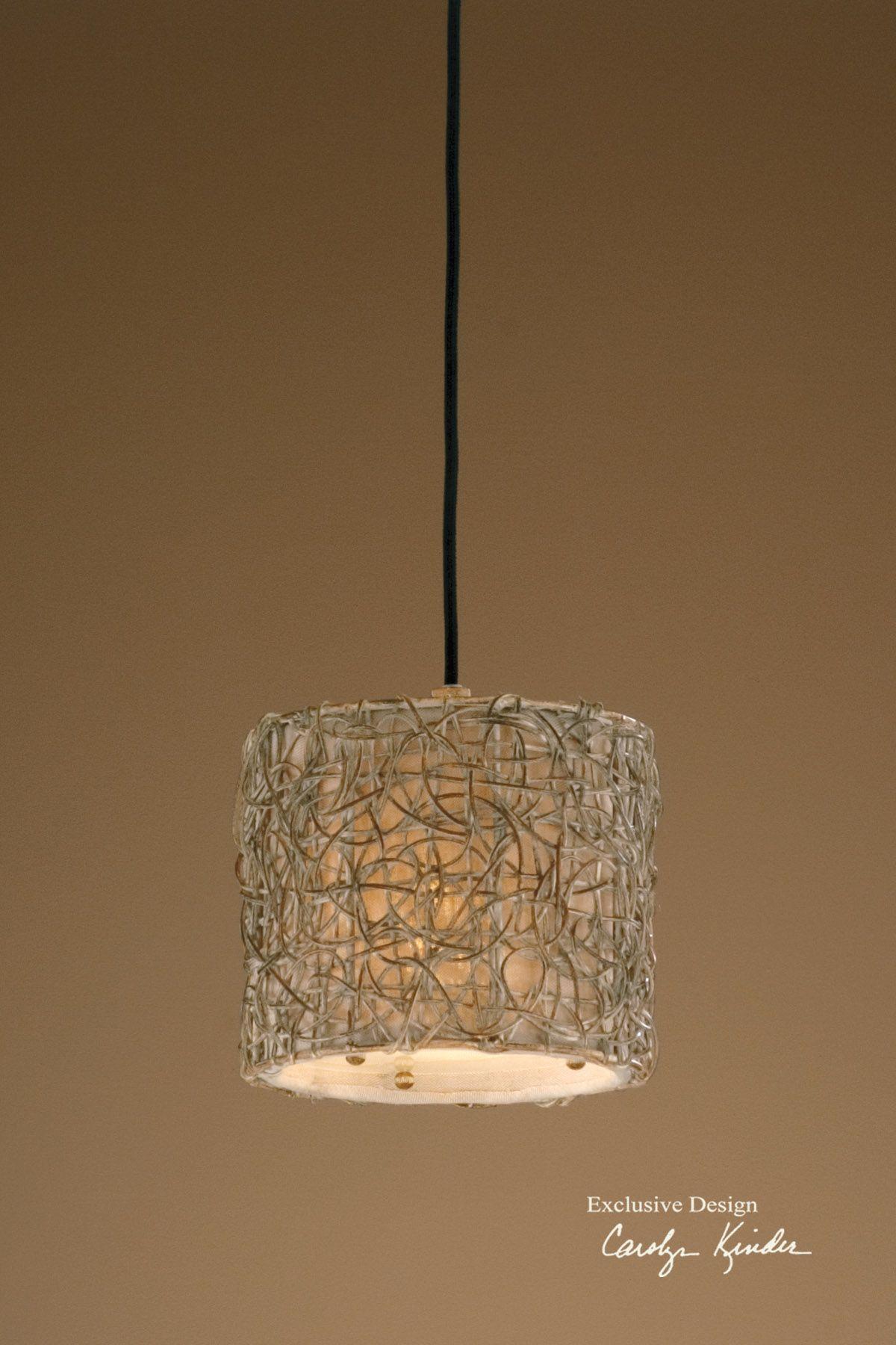 uttermost lighting pendant shade uttermost knotted rattan light mini drum pendant 21837