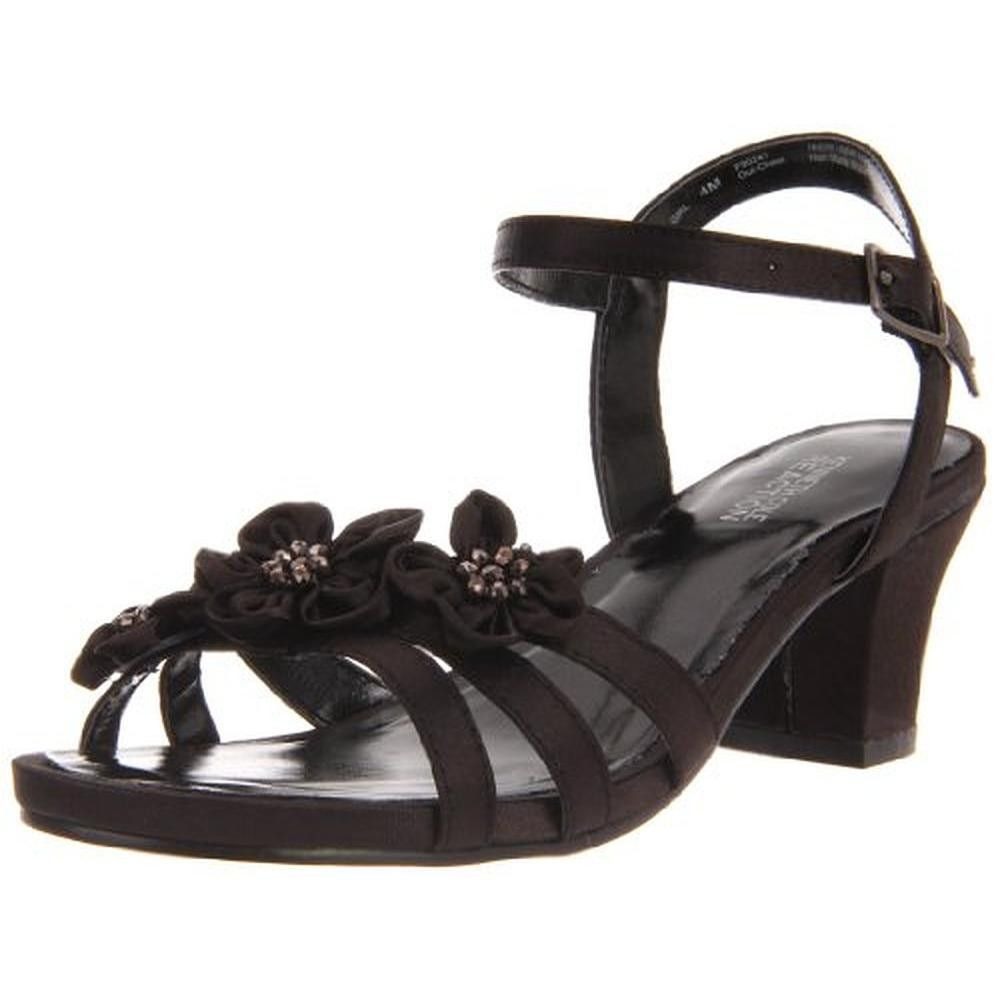 Kenneth Cole Reaction Girls Leather Evening Sandals