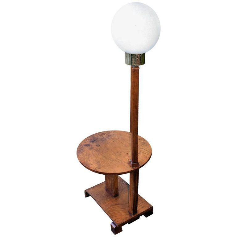 Danish Art Deco 1930 S Modernist Table Floor Lamp In 2021 Deco Floor Lamp Floor Lamp Table Art Deco Floor Lamp