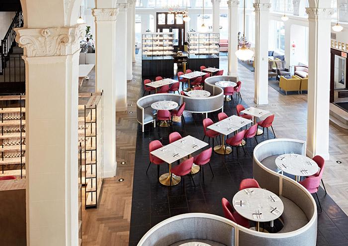 Peeking Inside Richmond, Virginia's Quirk Hotel Design