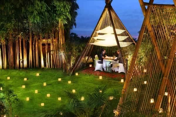 Kamandalu Resort And Spa Ubud Bali Canopy Outdoor Canopy Architecture Diy Canopy