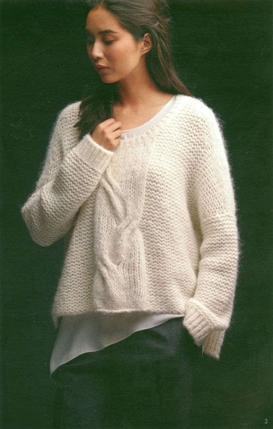 """Eileen Fisher alpaca at Neiman Marcus """"Fisher Project Fluffy Box Top ..."""