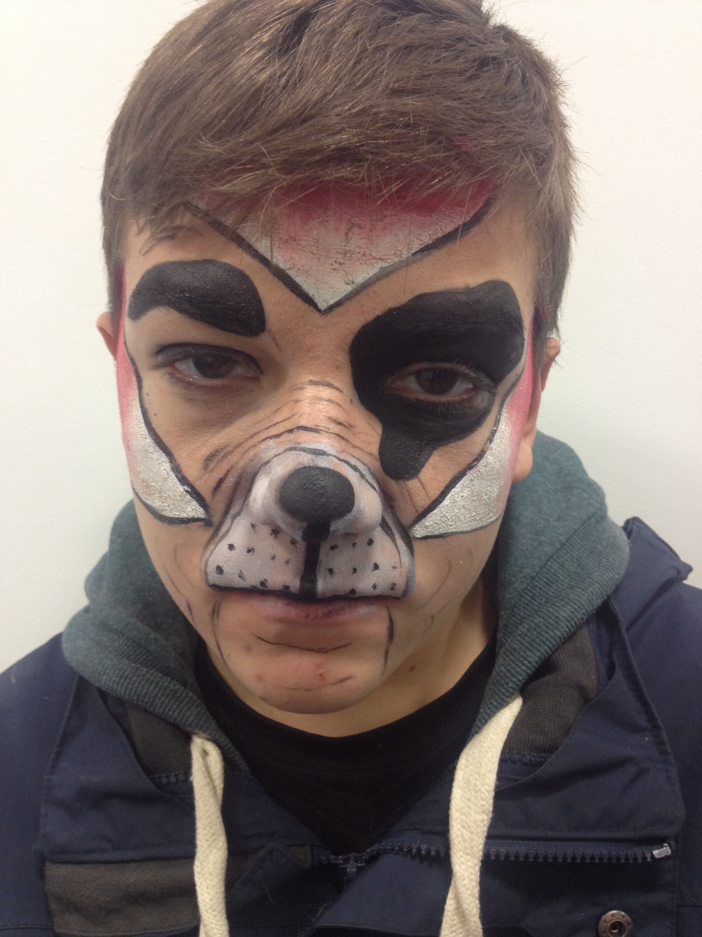 Feydor Animal makeup, Dog makeup, Theatrical makeup