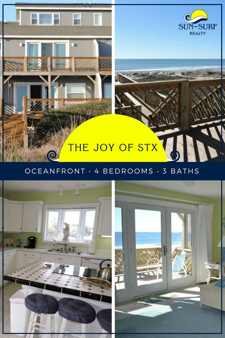 The beach is all yours at this beautiful oceanfront