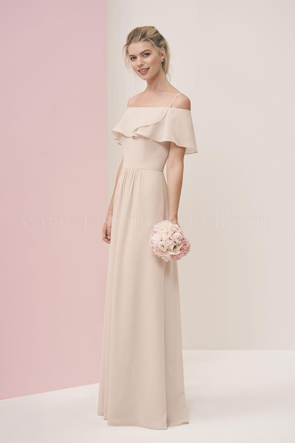 Jasmine Bridal Modest Wedding Dresses White Bridesmaid Dresses Jasmine Bridesmaids Dresses [ 1800 x 1200 Pixel ]