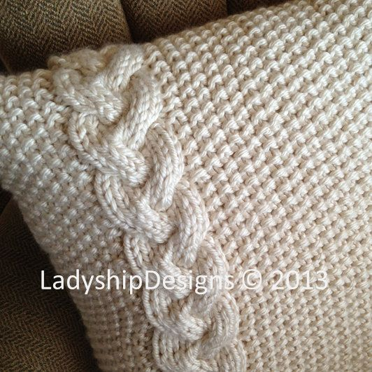 PDF KNITTING PATTERN - Braided Cable 20\