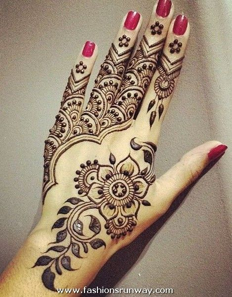 Arabic Henna Hand Patterns Google Search Mehndi Designs