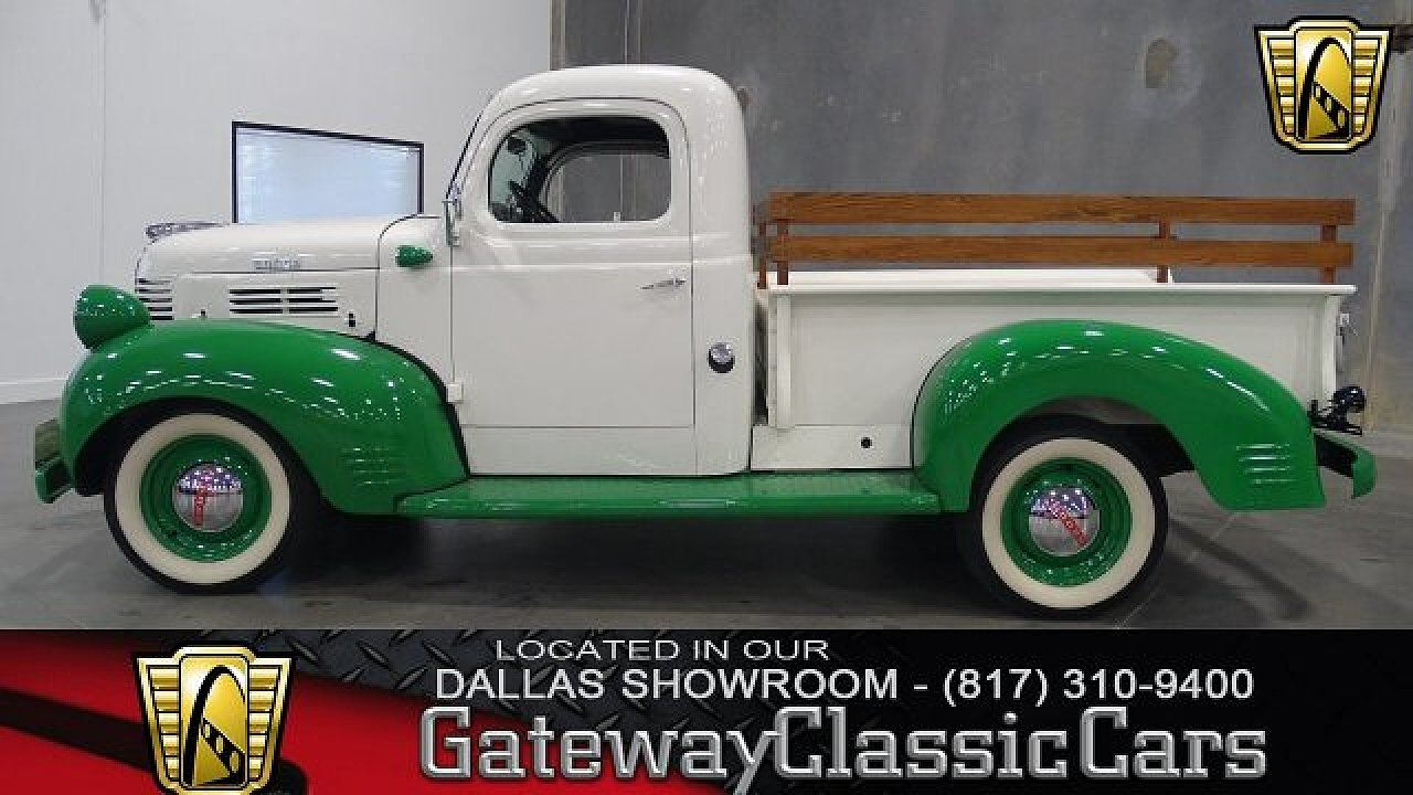 1946 Dodge Pickup for sale 100794890 | Chickenfoot Trux | Pinterest ...