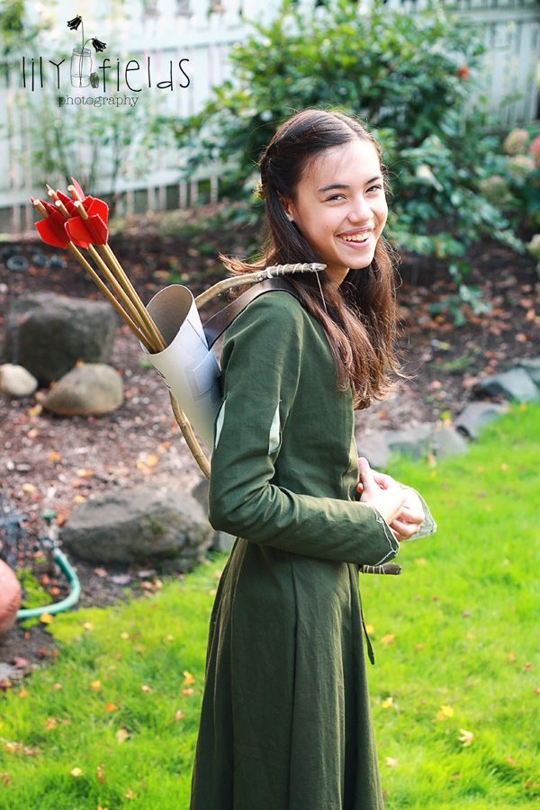 4979b57e42dc Narnia-Style Dress | Children's Clothing in 2019 | Costumes ...