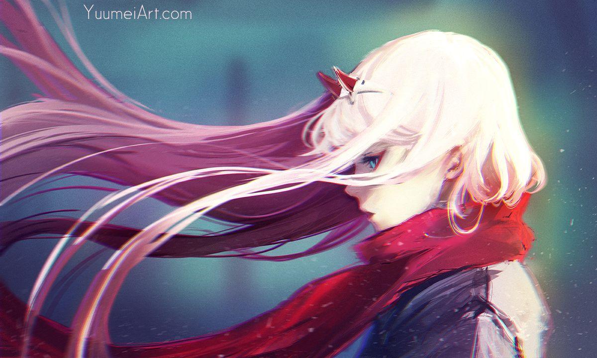 Echoes Beautiful Art By Yuumei Anime Meninas Desenhos De Anime