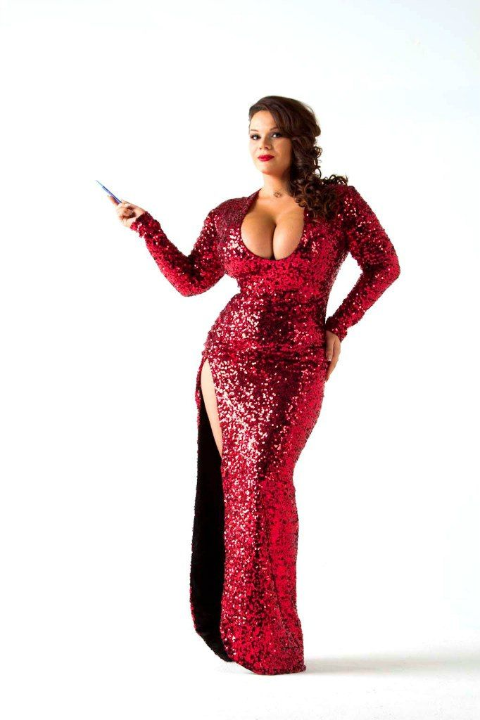 Russian Curvy Models Plus Size Beauty Beautiful Dresses