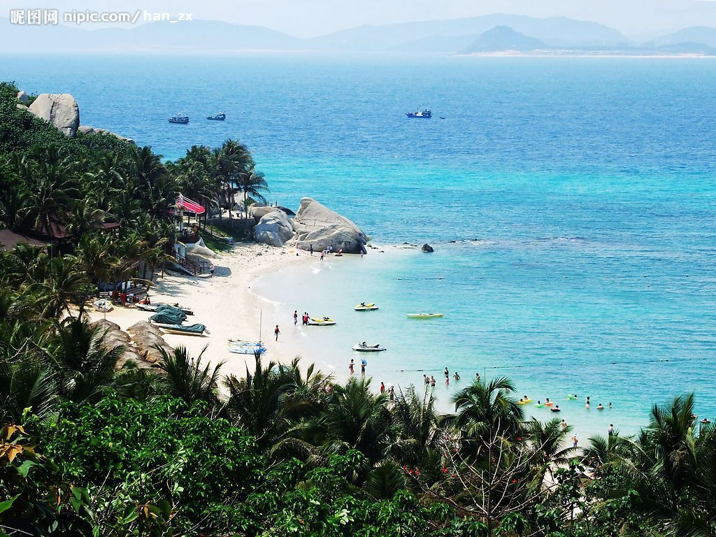 Sanya City Is The Second Largest In Hainan Island And It Satisfies Tourists With Diffe Needs Description From Gegao WordPress