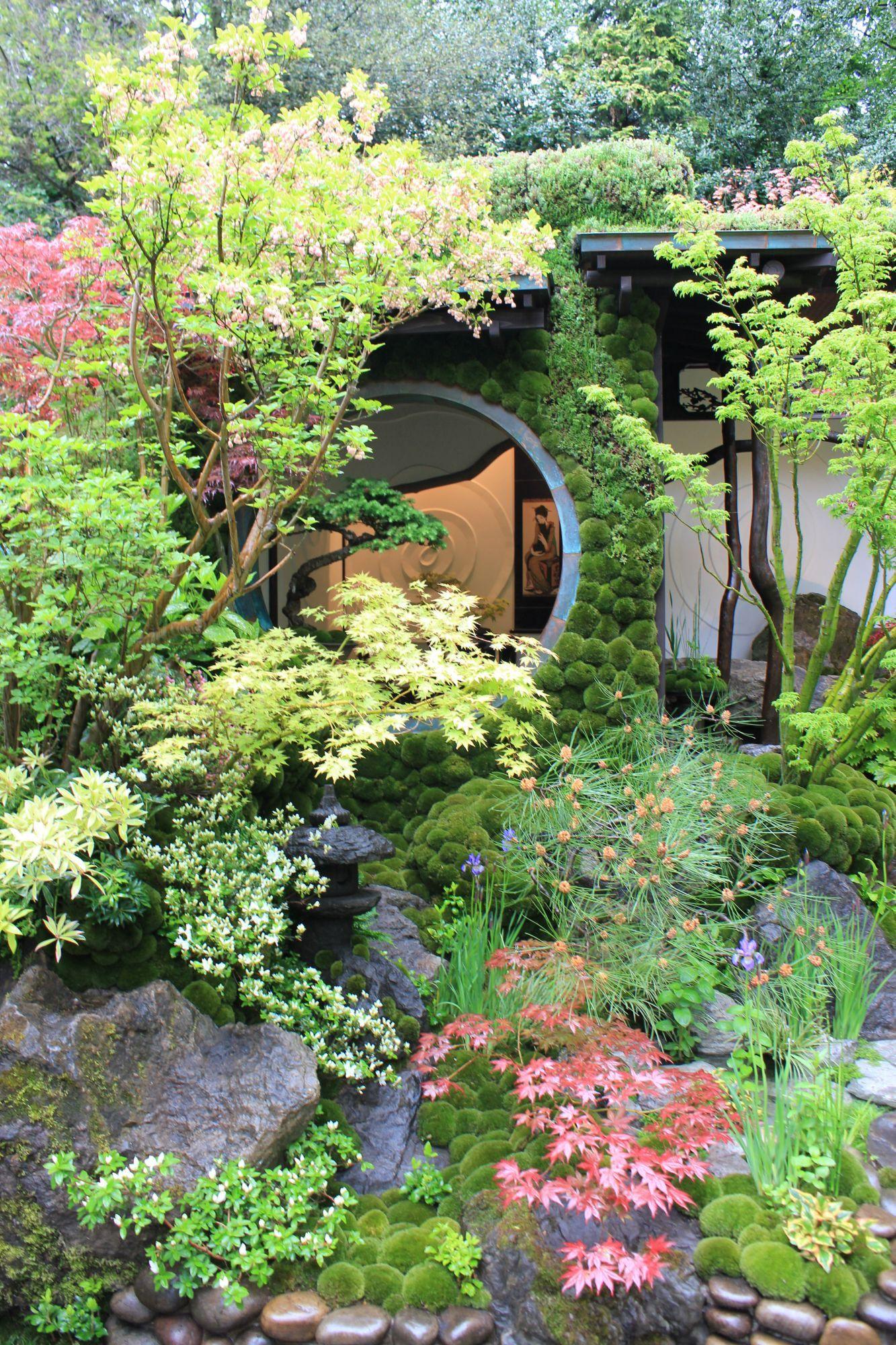 Edo no Niwa - Edo Garden by Kazuyuki IshiharaThe Edo ...