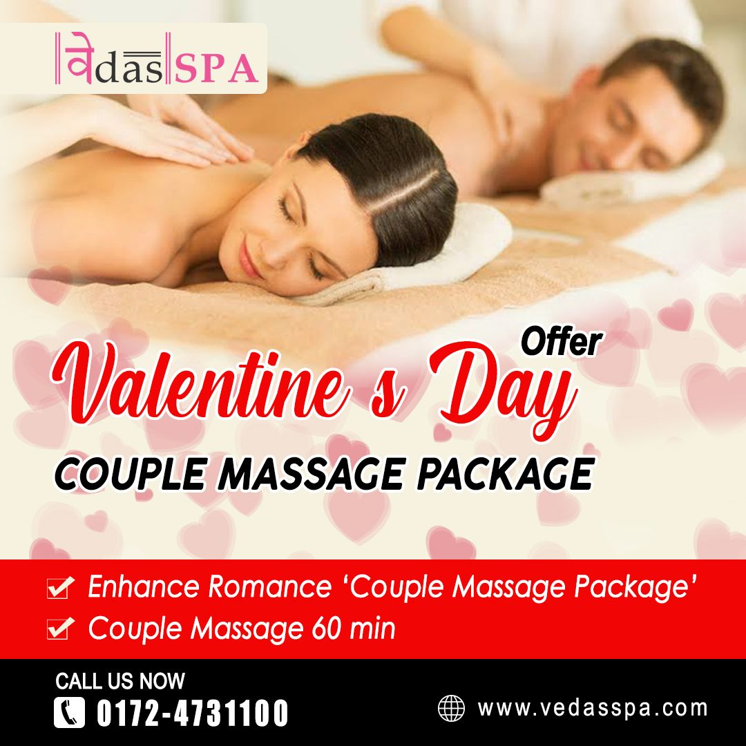Valentine S Day Couple Massage Couples Massage Massage Packages Body Spa