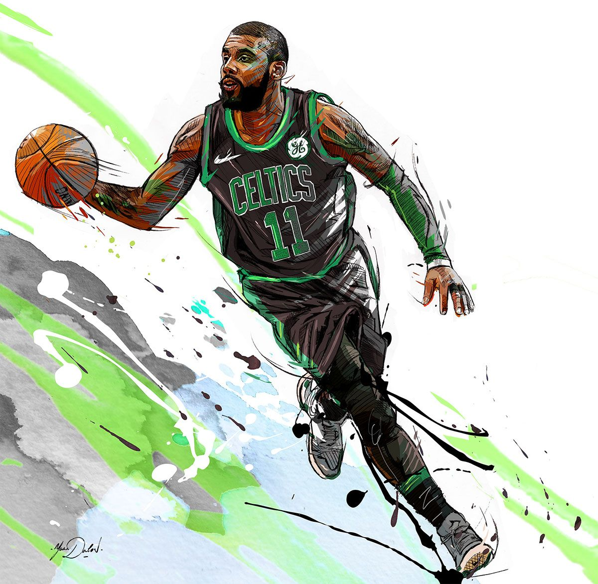 Kyrie Irving Wallpaper: Kyrie Irving, NBA And