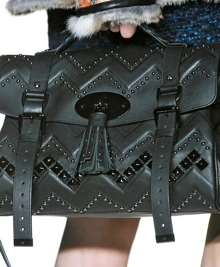 The Best Runway Bags of Fall 2012