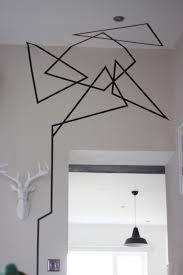 washi tape wall - Pesquisa Google