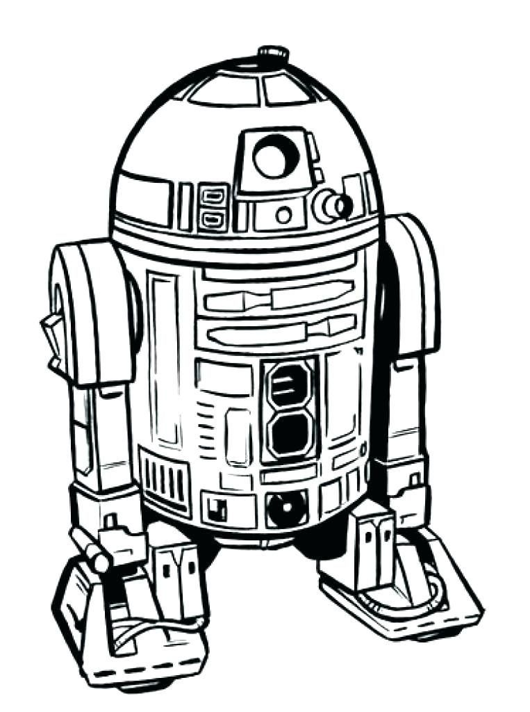 R2d2 Coloring Pages Best Coloring Pages For Kids R2d2 Drawing Coloring Pictures Coloring Pages