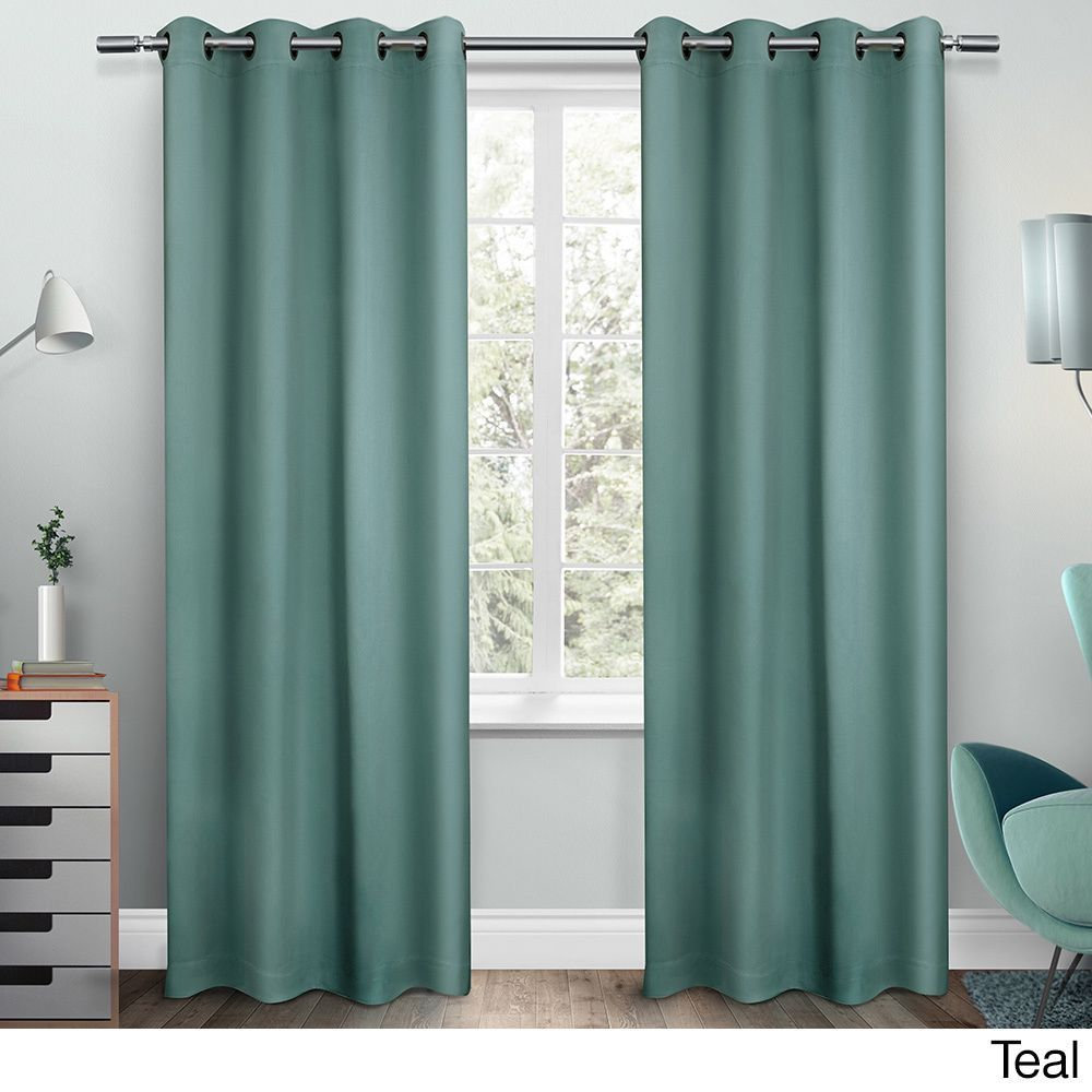 Clay Alder Home Mcclugage Sateen Twill Weave Insulated Blackout