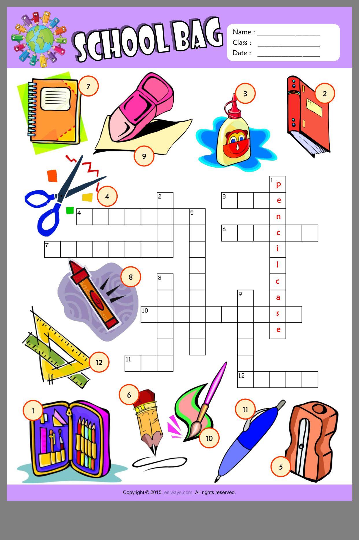 Pin By Fatema Hasan On Stationary School