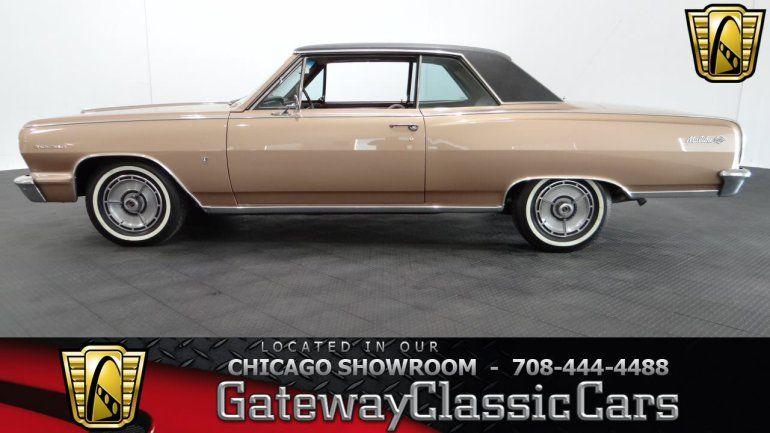 1964 Chevrolet Chevelle Malibu SS Coupe
