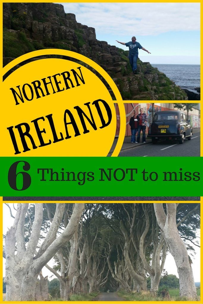Ireland - Two days of history, breath taking scenery & natural beauty. Read about our magical moments exploring Northern Ireland. Giants Causeway, Dark Hedges & more! #ireland