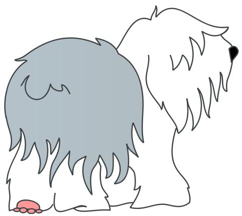 old english sheepdog cartoon art search terms cartoon cartoon dog cat