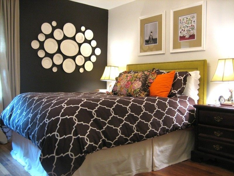 Decor Disputes Does Dark Paint Make A Room Feel Smaller Modern Home Furniture Bedroom Design Decor