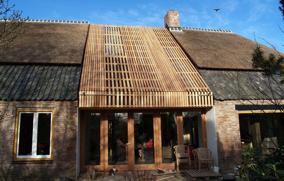 Verbouwing huis k 07 boerderij verbouwen pinterest suits bouw en studio - Huis renovatie ...
