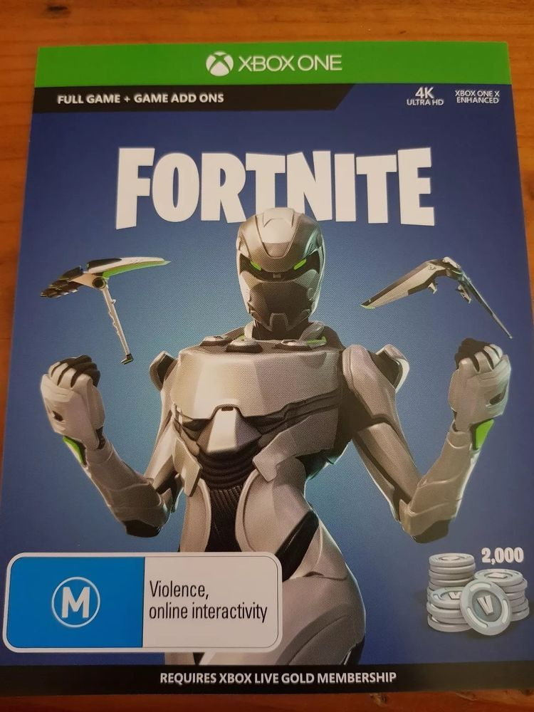 Fortnite Eon Skin 200 V Bucks Exclusive To Xbox One S Purchase