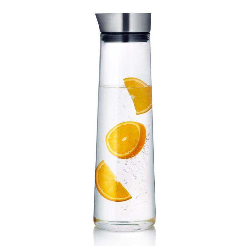 Blomus Wasserkaraffe blomus wasserkaraffe glas 1500 ml acqua pulidoras