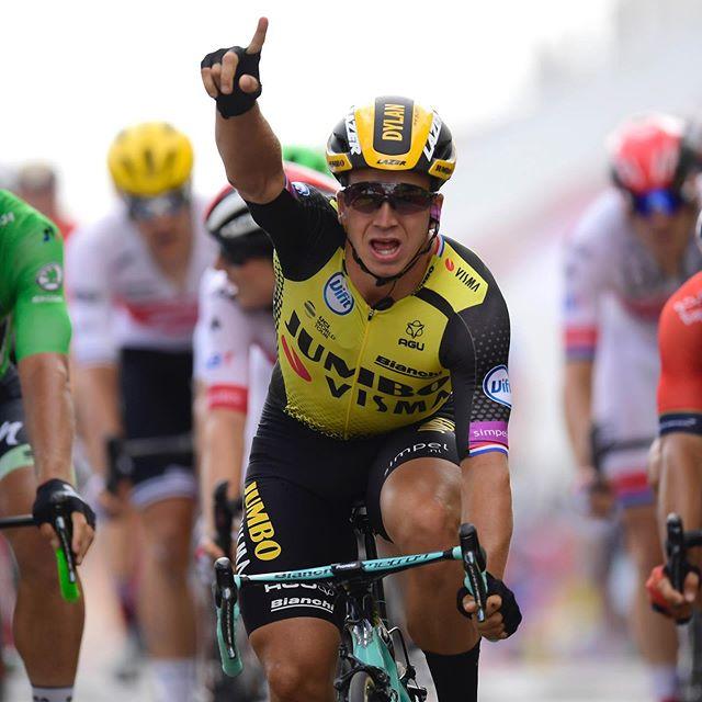 2019 7e etappe Tour de France Dylan Groenewegen Tour