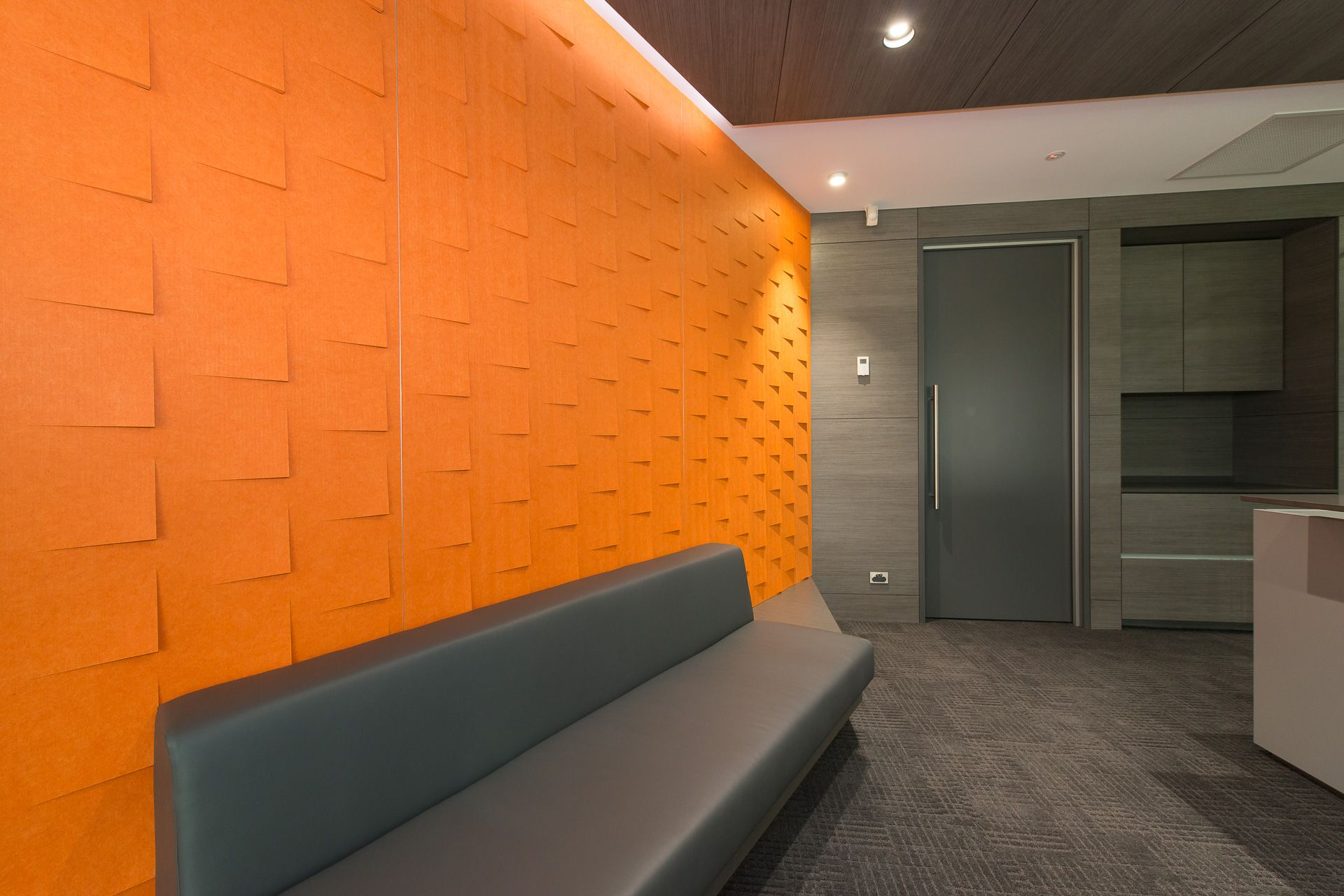 Kirei USA Decorative Wave Tiles Acoustic Panels | Architectural Materials |  Pinterest | Acoustic Panels, Architectural Materials And Curved Walls