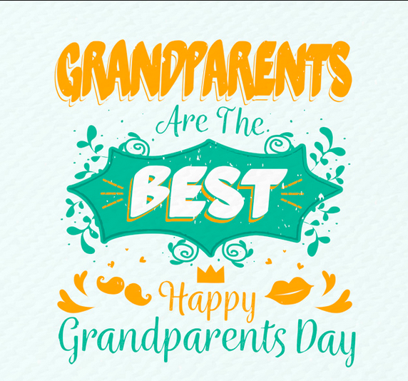 48+ Happy grandparents day clipart info