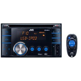 JVC KW-XR610 4 x 50 Watts USB/CD Receiver Review