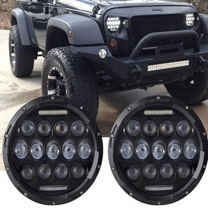 Pin On Jeep Led Headlights