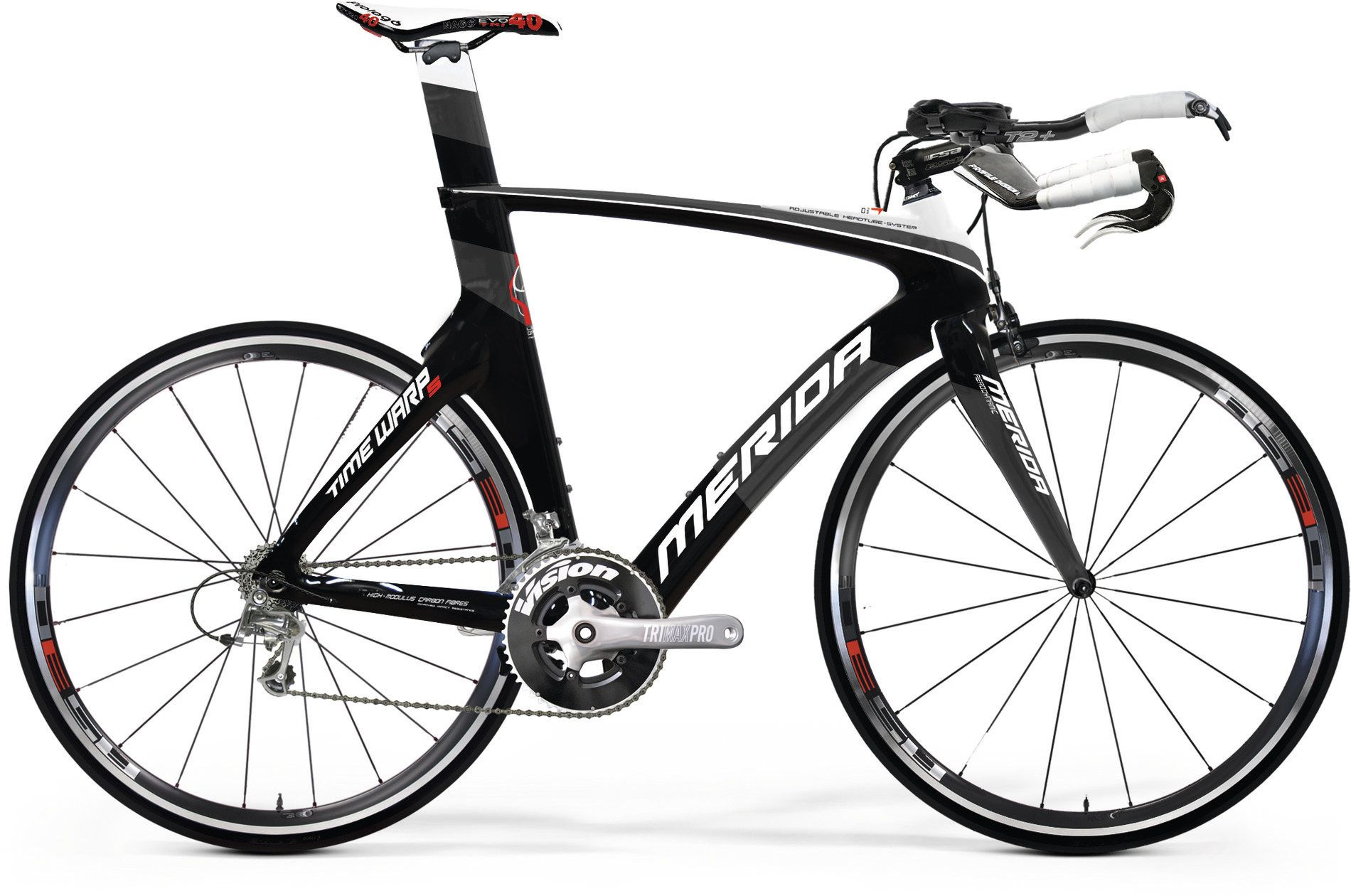 Road/Fitness - Triathlon - Time Warp 5 - Merida Bikes