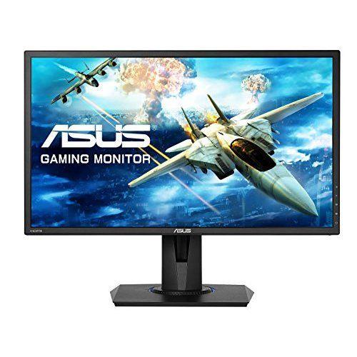 Asus Vg248qe 61 Cm 24 Zoll Monitor Fullhd Dvi Hdmi Displayport 1ms Reaktionszeit Schwarz Reaktionszeit Computerzubehor Notebook Kaufen