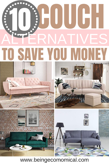 10 Futon Couch Alternatives For Every Budget Couch Alternatives Futon Living Room Cheap Living Room Furniture
