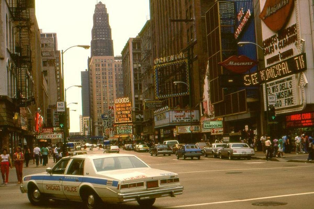 1978 Chevrolet Impala 9c1 Chevrolet Impala 9c1 1978 Chicago Police Classic Retro Vintage Chicago Pictures Chicago Photos Downtown Chicago