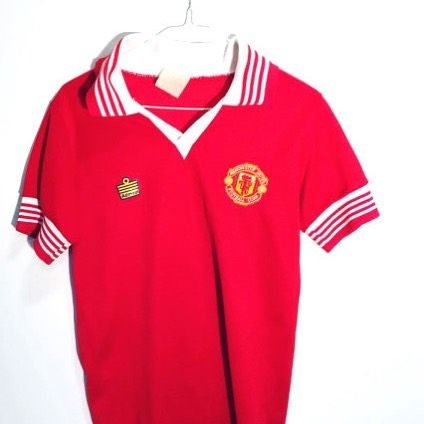 abaa5666e 1977-78 Manchester United home shirt S  manchesterunited  getshirty   admiral  footballshirtcollective