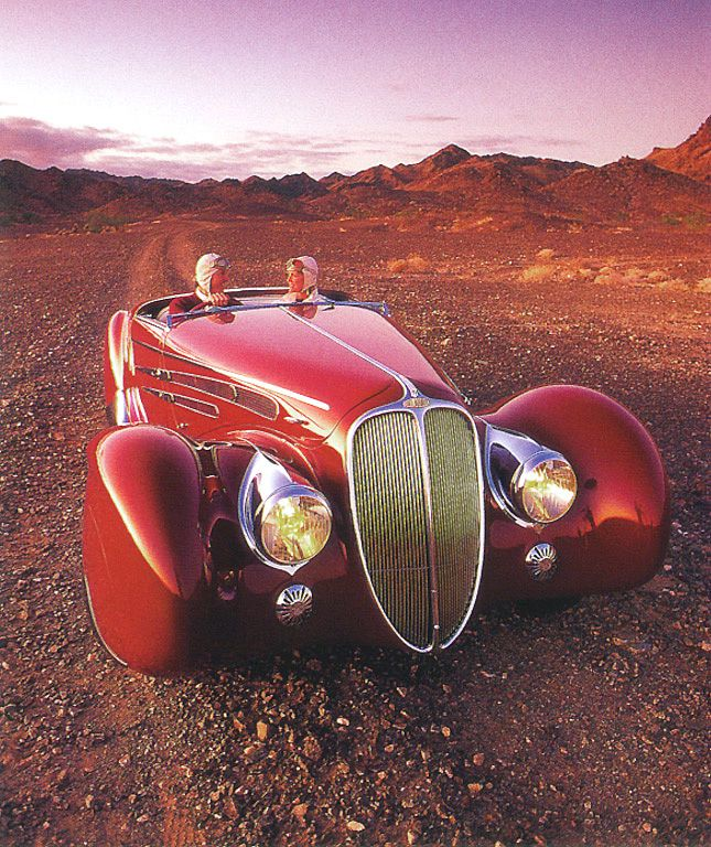 1939 Delahaye 165 Cabriolet. There Are No Adjectives To