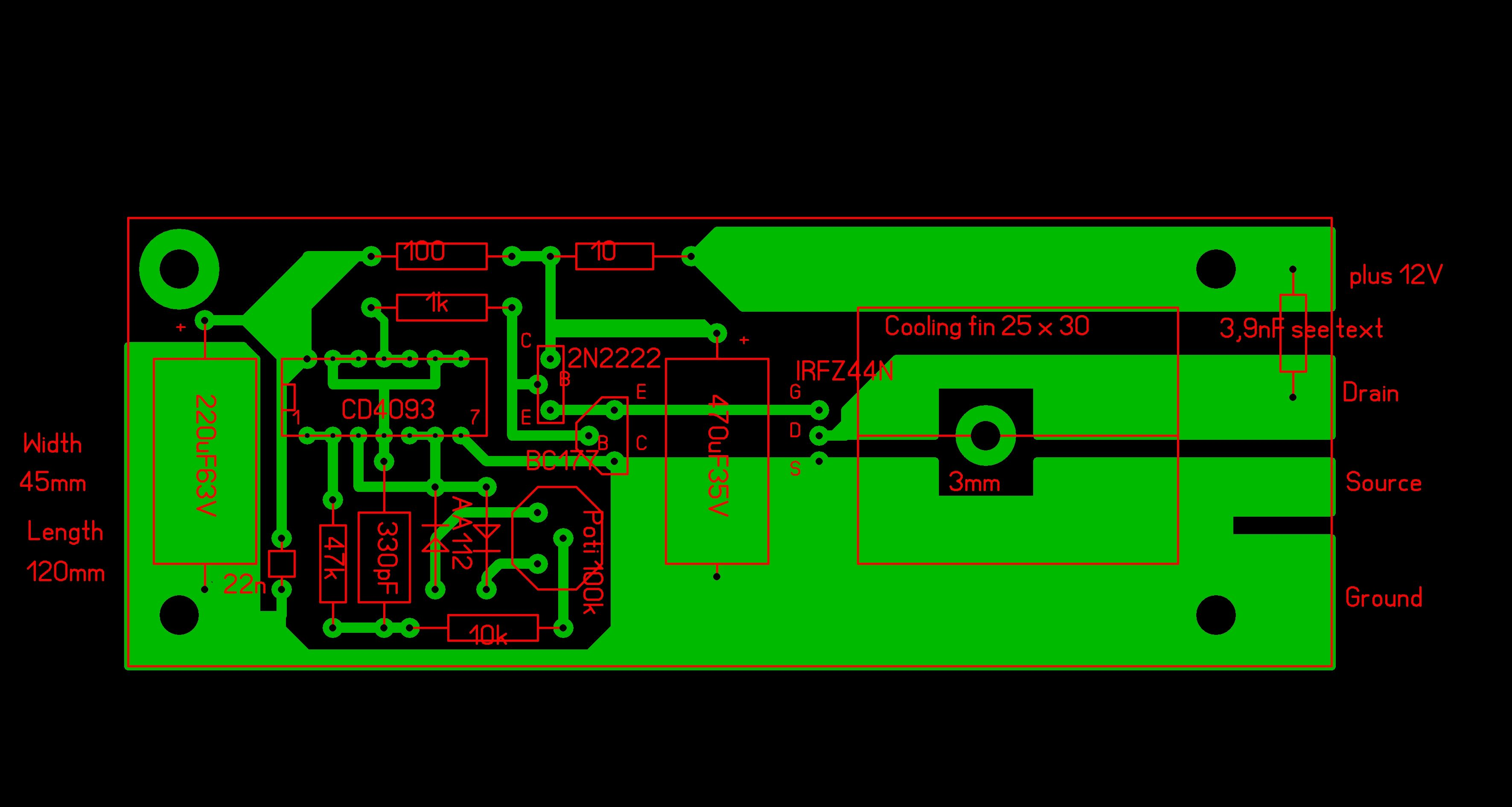 hight resolution of ozone generator high power ionizer circuit