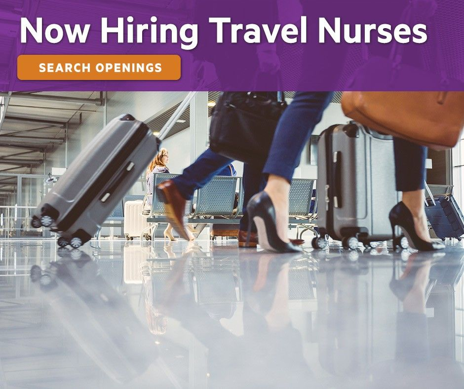 Now hiring #travelnurses! We have thousands of openings ...